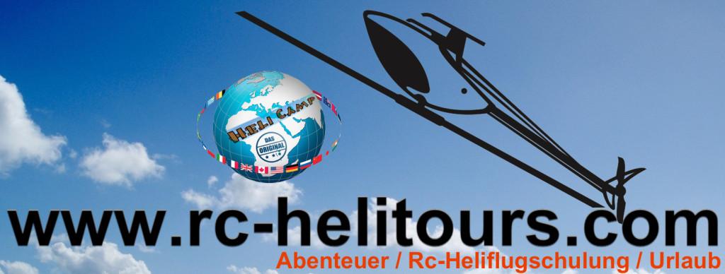 rc-helitours - Abenteuer - RC-Heli Flugschule - Urlaub