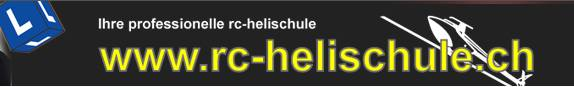 rc-helischule.ch banner der rc-helischule von Stafan Segerer
